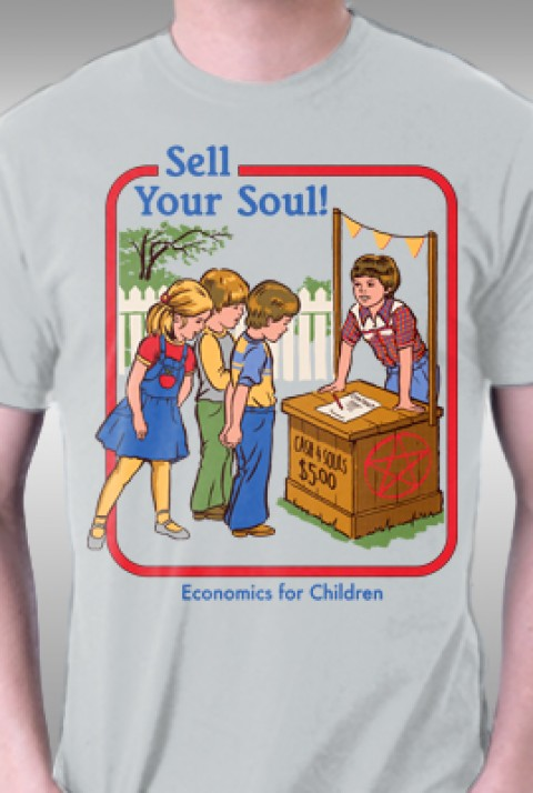 TeeFury: Sell Your Soul