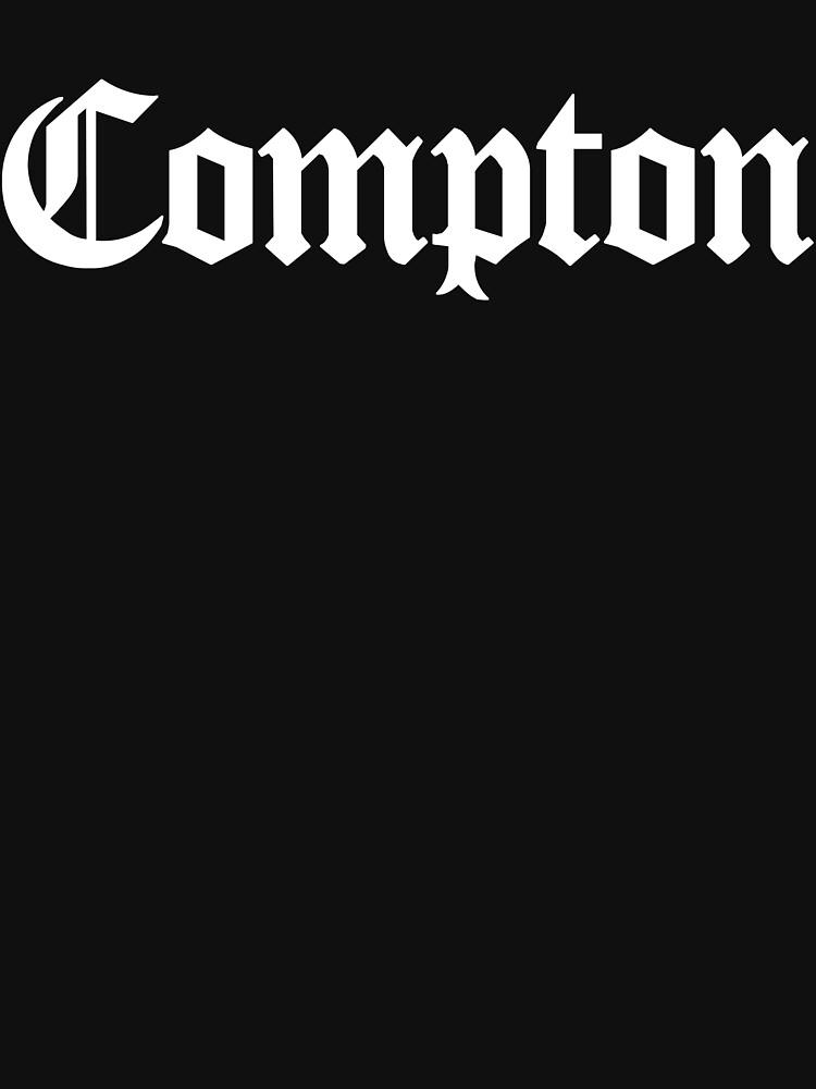 RedBubble: Compton
