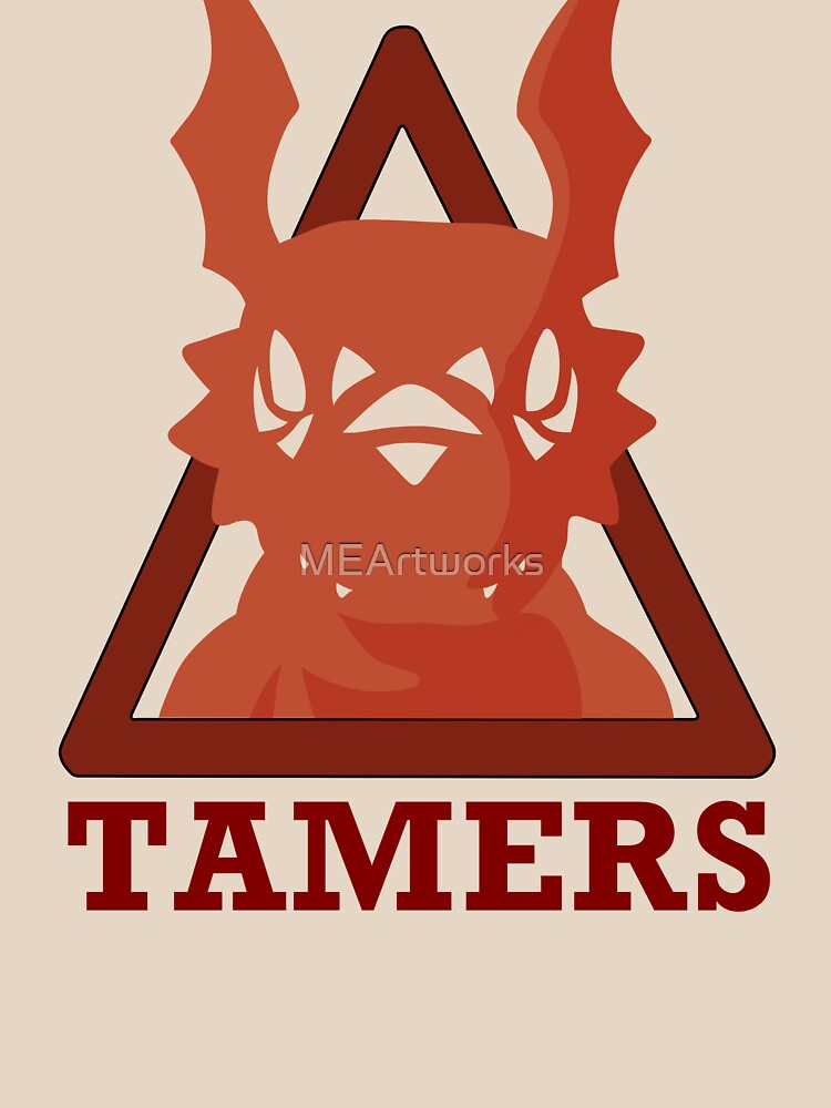 RedBubble: Guilmon Tamers