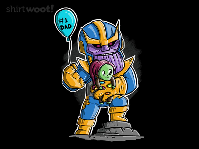 Woot!: Daddos