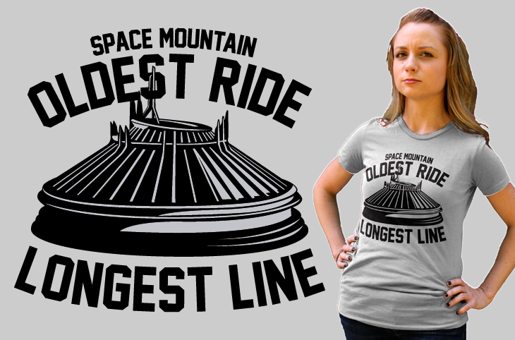 Top Rope Tuesday: Space Mountain