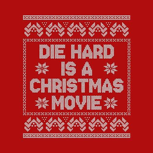 Five Finger Tees: Die Hard Is A Christmas Movie T-Shirt