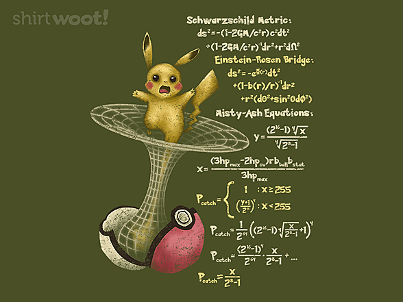 Woot!: The Misty-Ash Equations