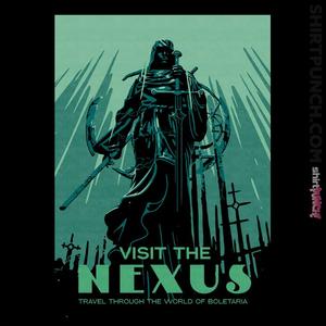 ShirtPunch: Visit The Nexus