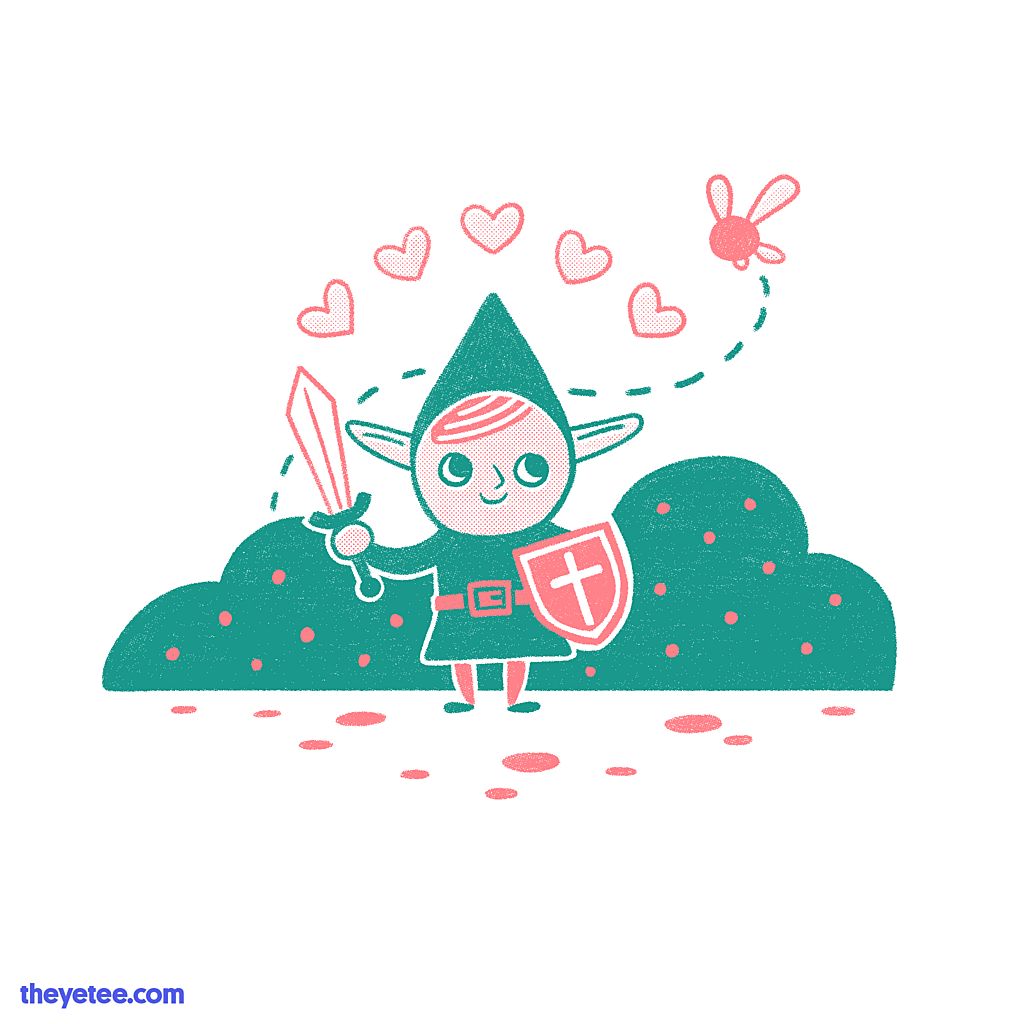 The Yetee: Little Hero