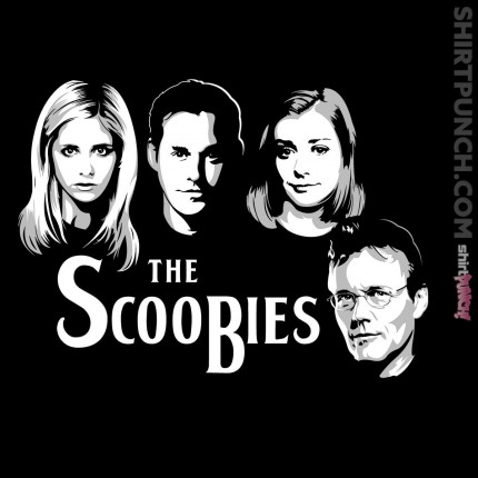 ShirtPunch: The Scoobies