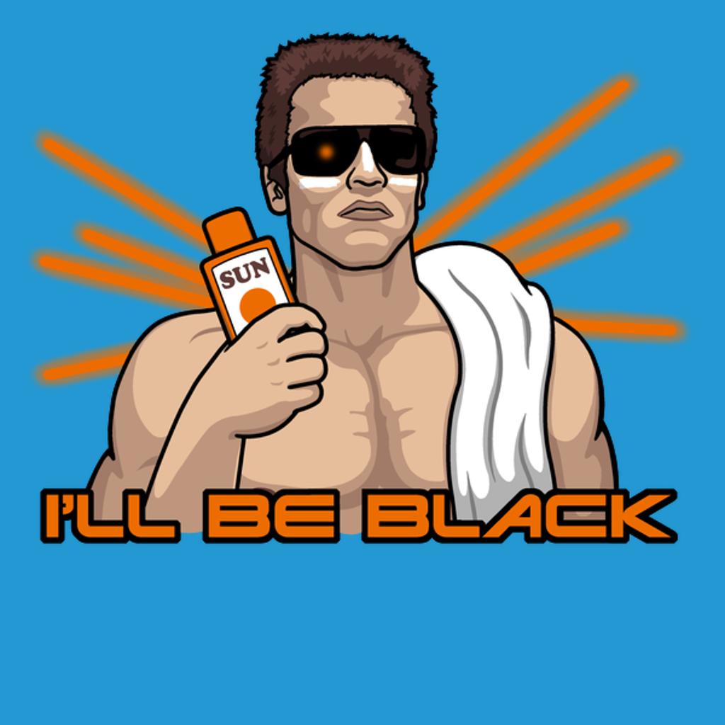 NeatoShop: I'll Be Black!