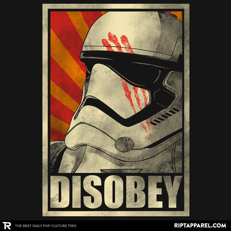 Ript: Disobey!