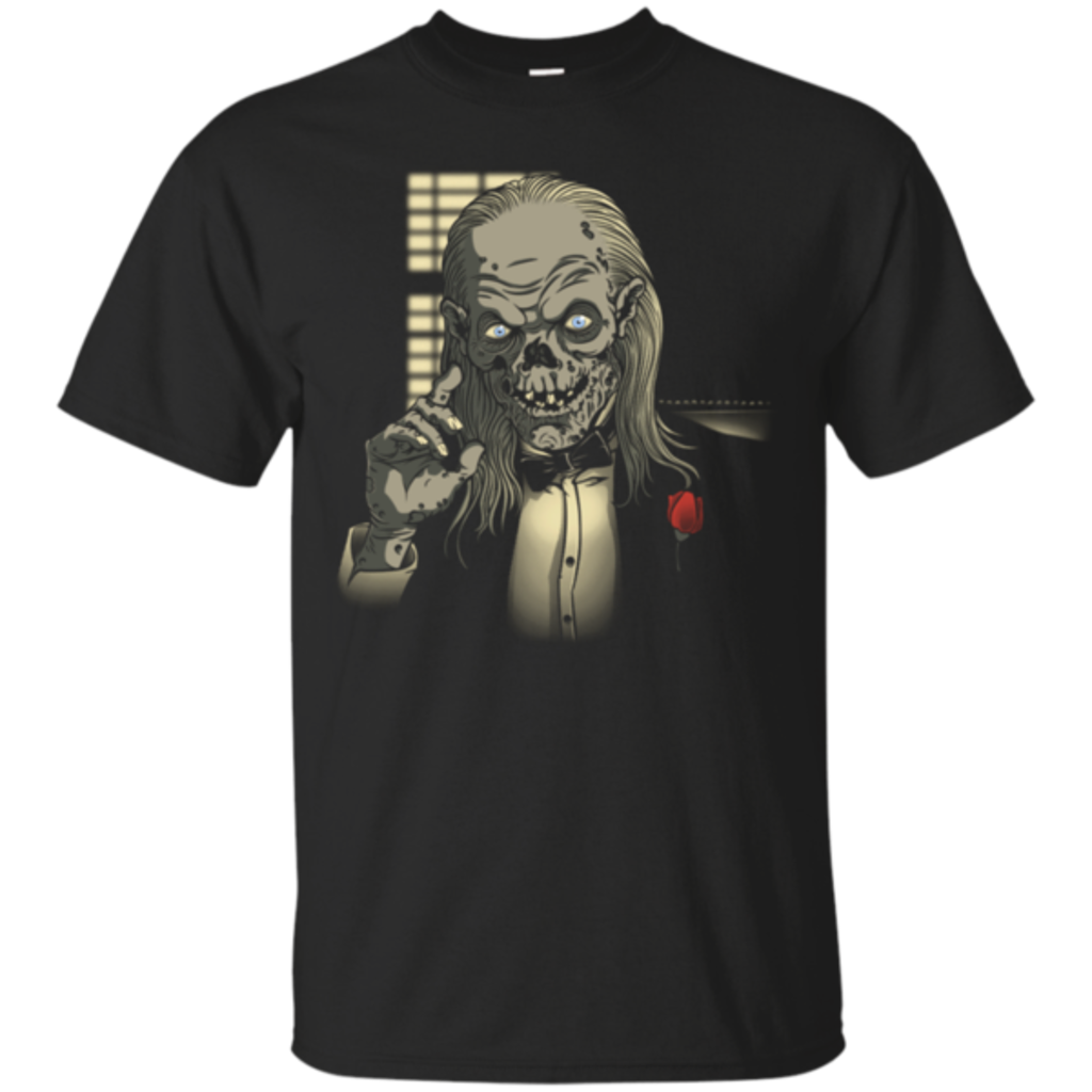 Pop-Up Tee: The Crypt Father