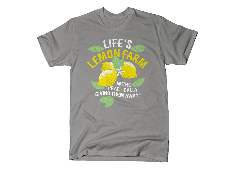 SnorgTees: Life's Lemon Farm
