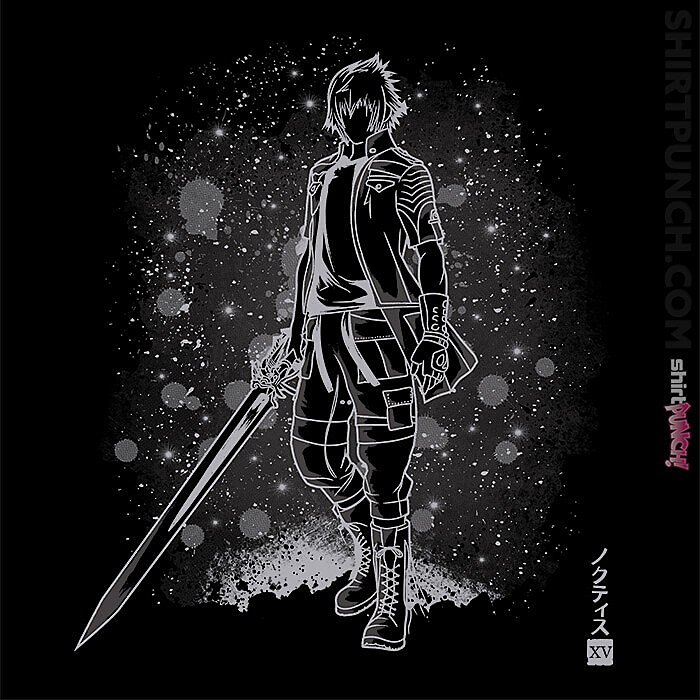 ShirtPunch: The Noctis