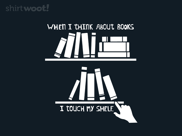 Woot!: I Touch My Shelf Tote