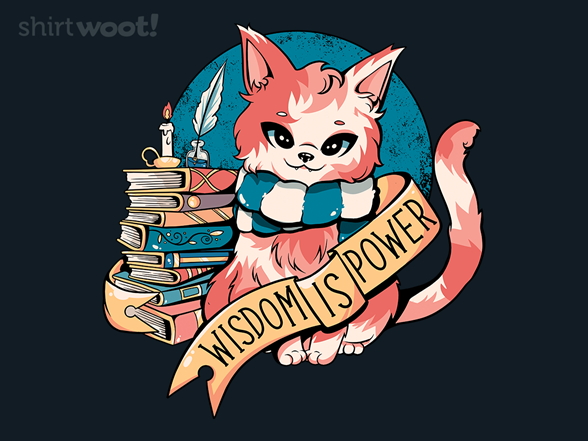 Woot!: Wise Cat