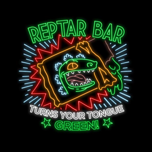 NeatoShop: Reptar Bar