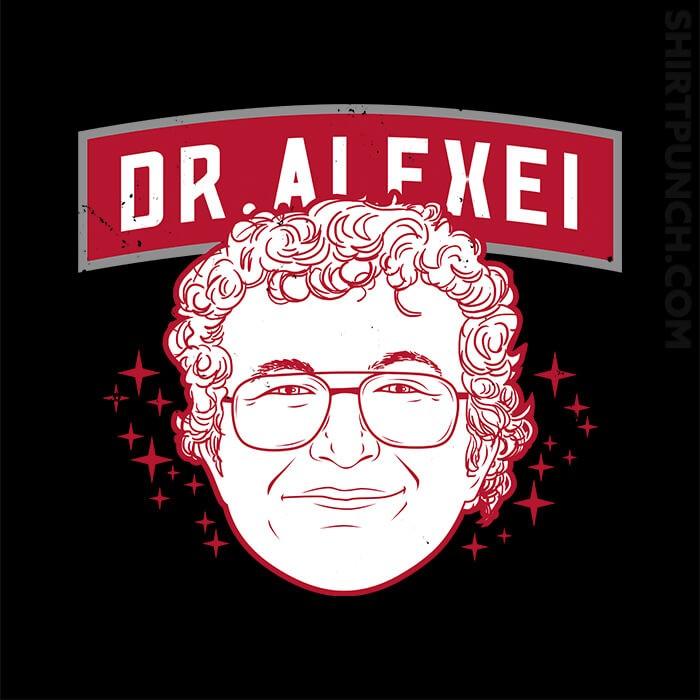 ShirtPunch: Dr Alexei