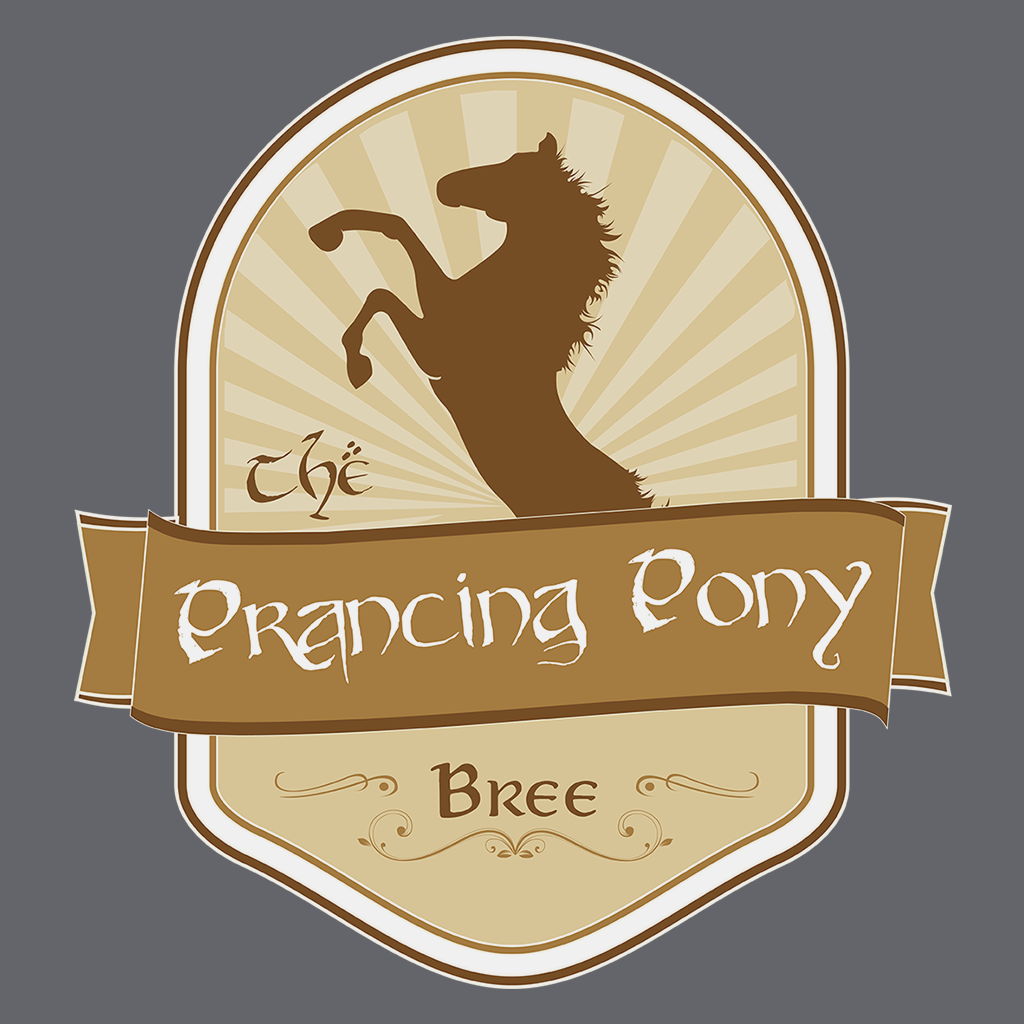 Pop-Up Tee: Prancing Pony
