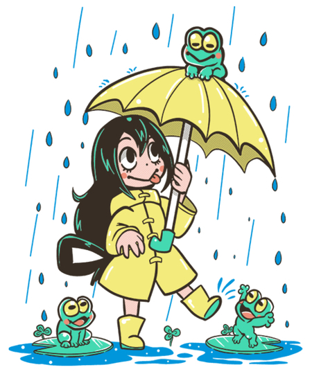 Qwertee: Best Frog Girl