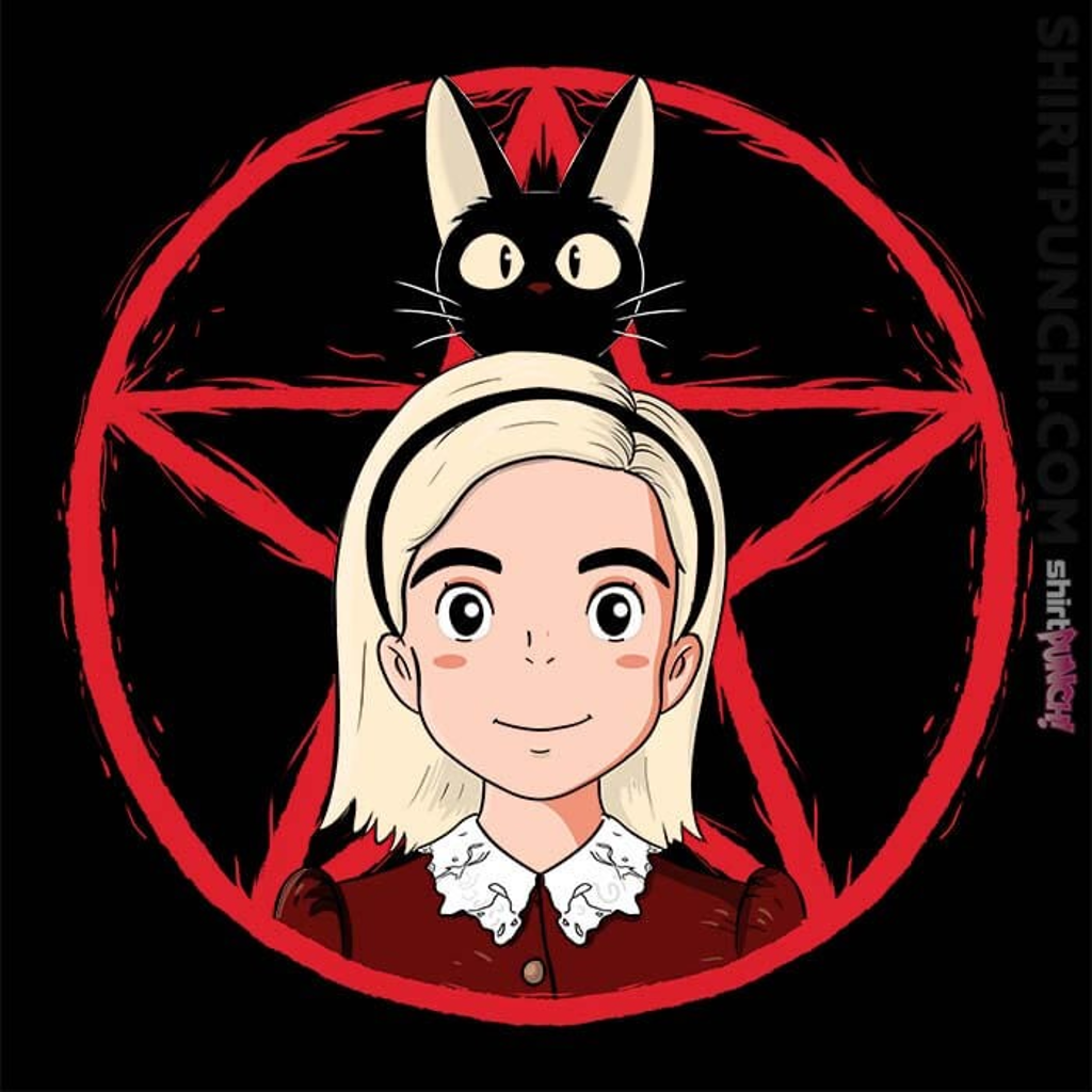 ShirtPunch: Sabrina Delivery Service