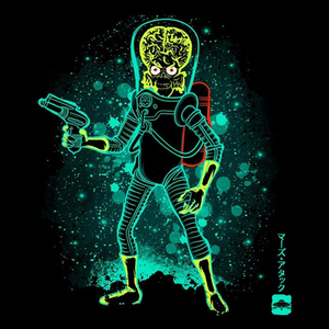 Once Upon a Tee: The Martian