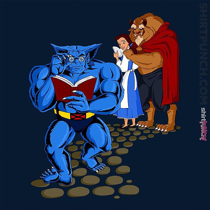 ShirtPunch: Torn Between Beasts