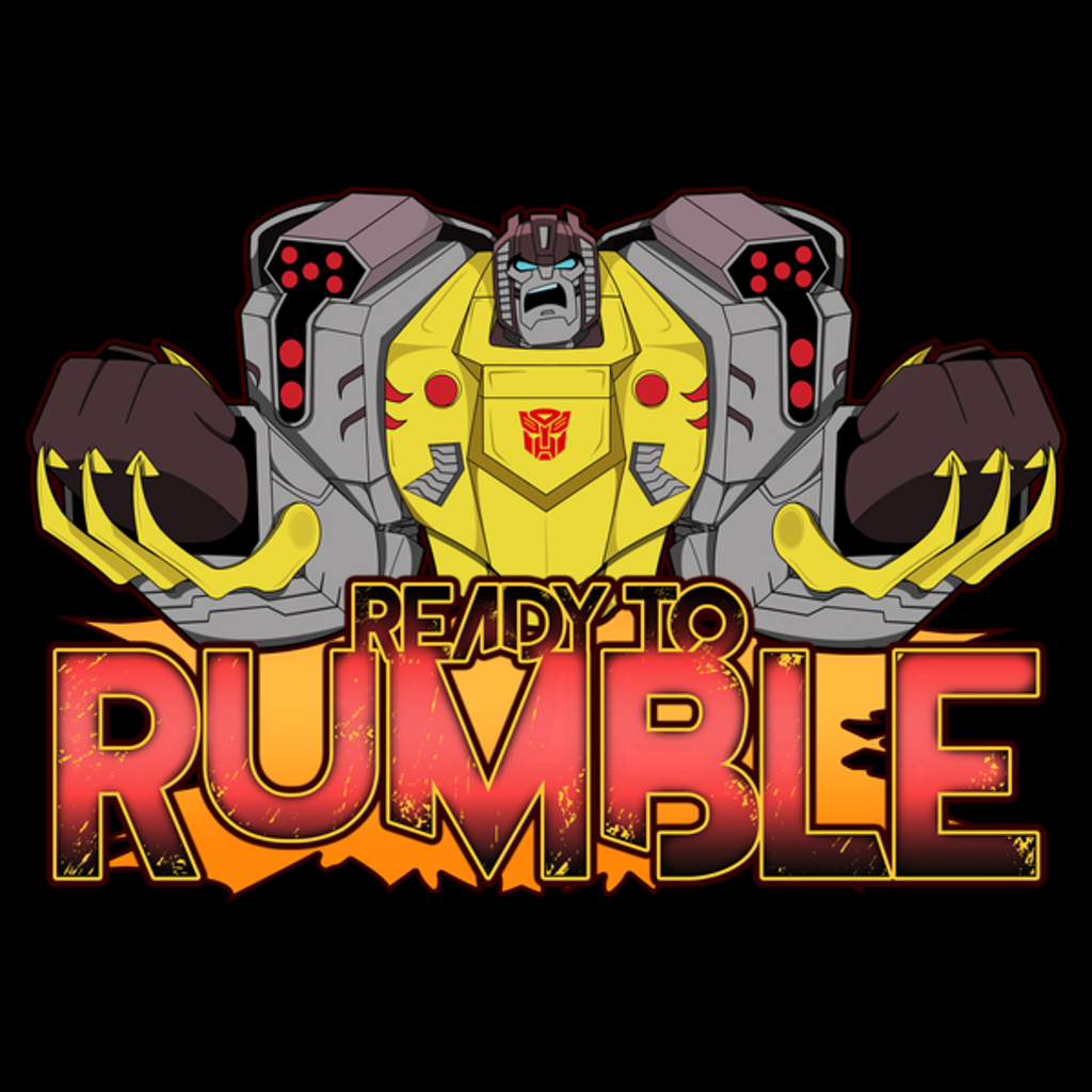 NeatoShop: Transformers Cyberverse Grimlock Ready to Rumble