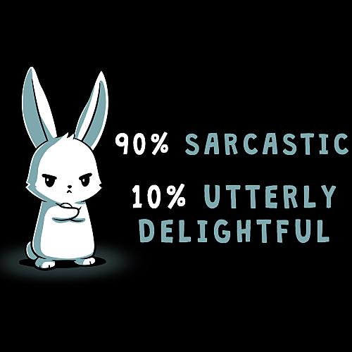 TeeTurtle: 90% Sarcastic