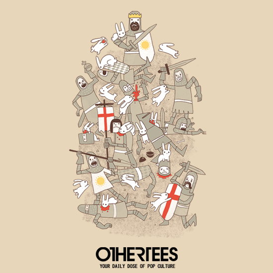 OtherTees: Bad Tempered Rodents