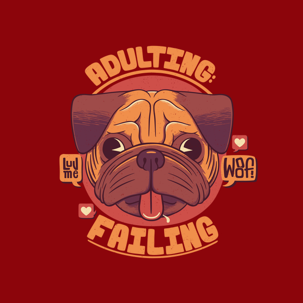 NeatoShop: Adulting: failing