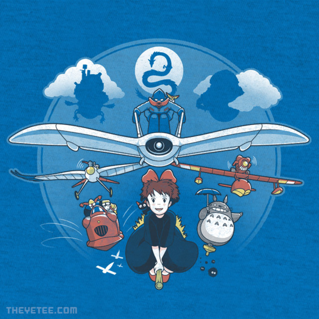 The Yetee: Flight of the Imagination
