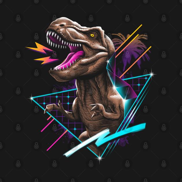 TeePublic: Rad T-Rex