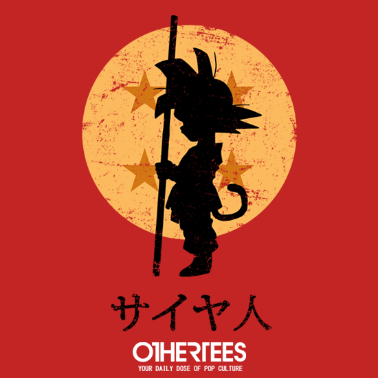 OtherTees: Looking for the Dragon Balls