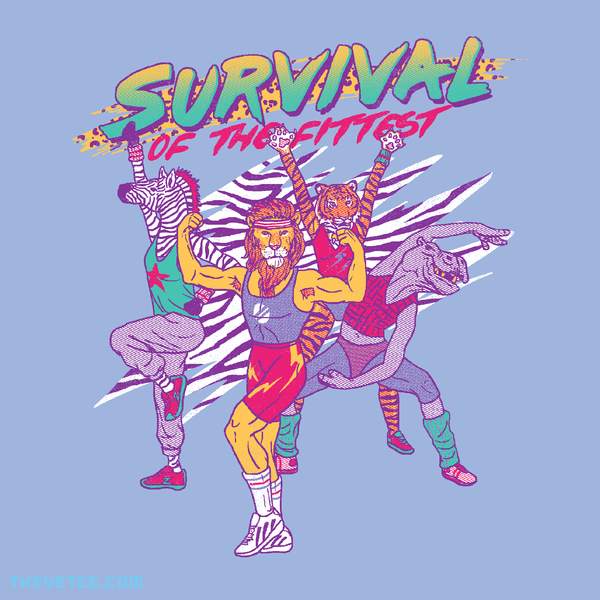 The Yetee: Survival of the Fittest