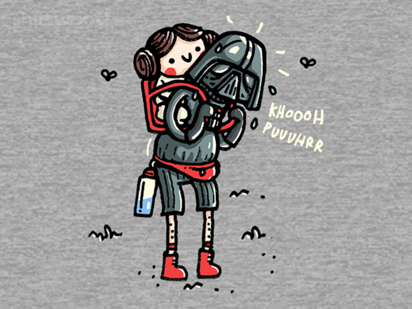 Woot!: The Dark Side of Hiking
