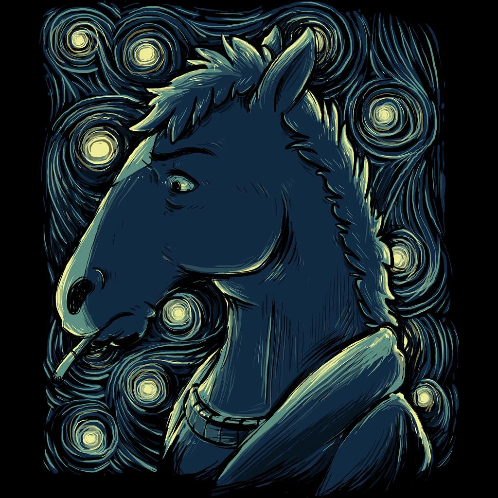 TeeTee: Starry Horse