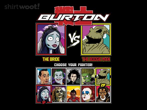 Woot!: Burton Fighter - Fighter Series