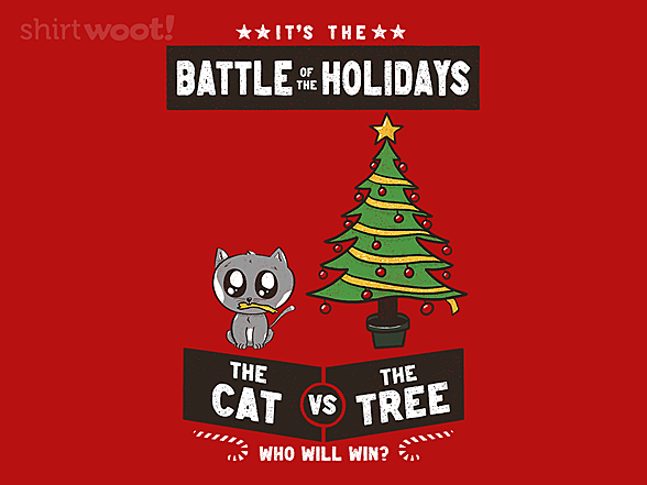 Woot!: Battle of the Holidays