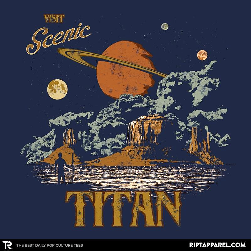 Ript: Visit Scenic Titan