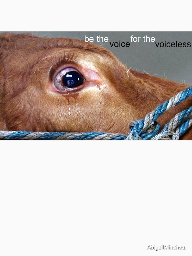 RedBubble: Be The Voice For The Voiceless