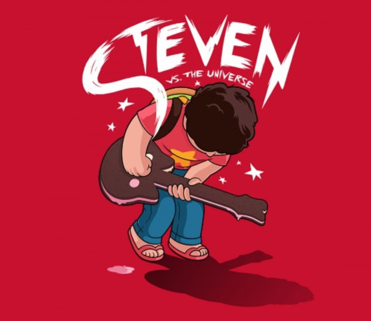 TeeFury: Steven Vs The Universe