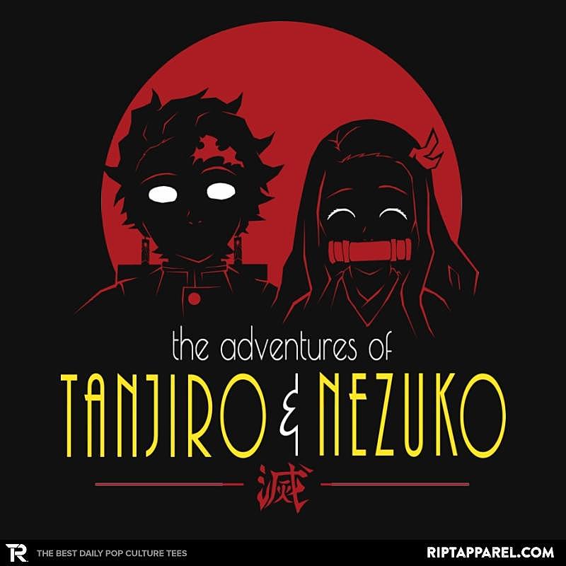 Ript: Adventures of Tanjiro & Nezuko