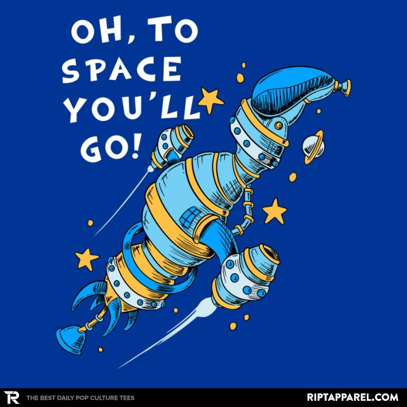 Ript: Oh, To Space!