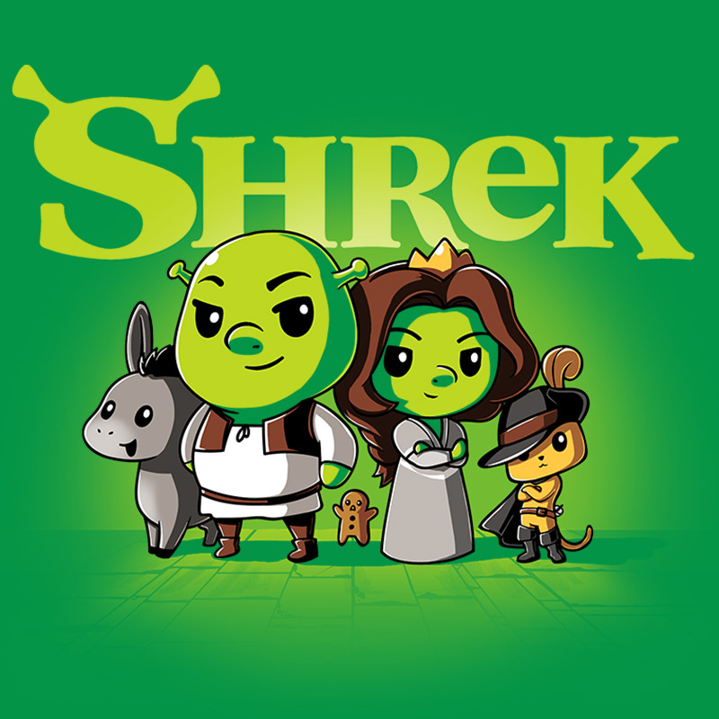 TeeTurtle: Shrek Shirt