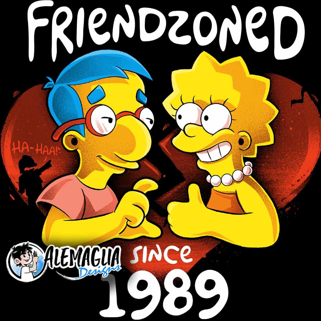TeeTee: Friendzoned