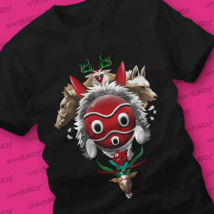 ShirtPunch: Forest Protectors