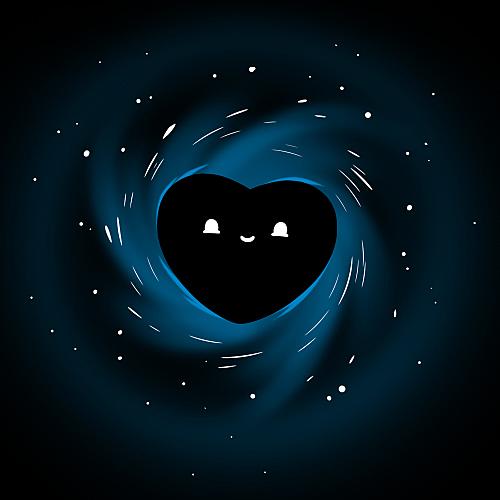 TeeTurtle: My Heart is a Black Hole