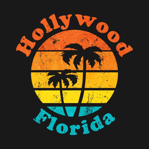 TeePublic: Hollywood Florida