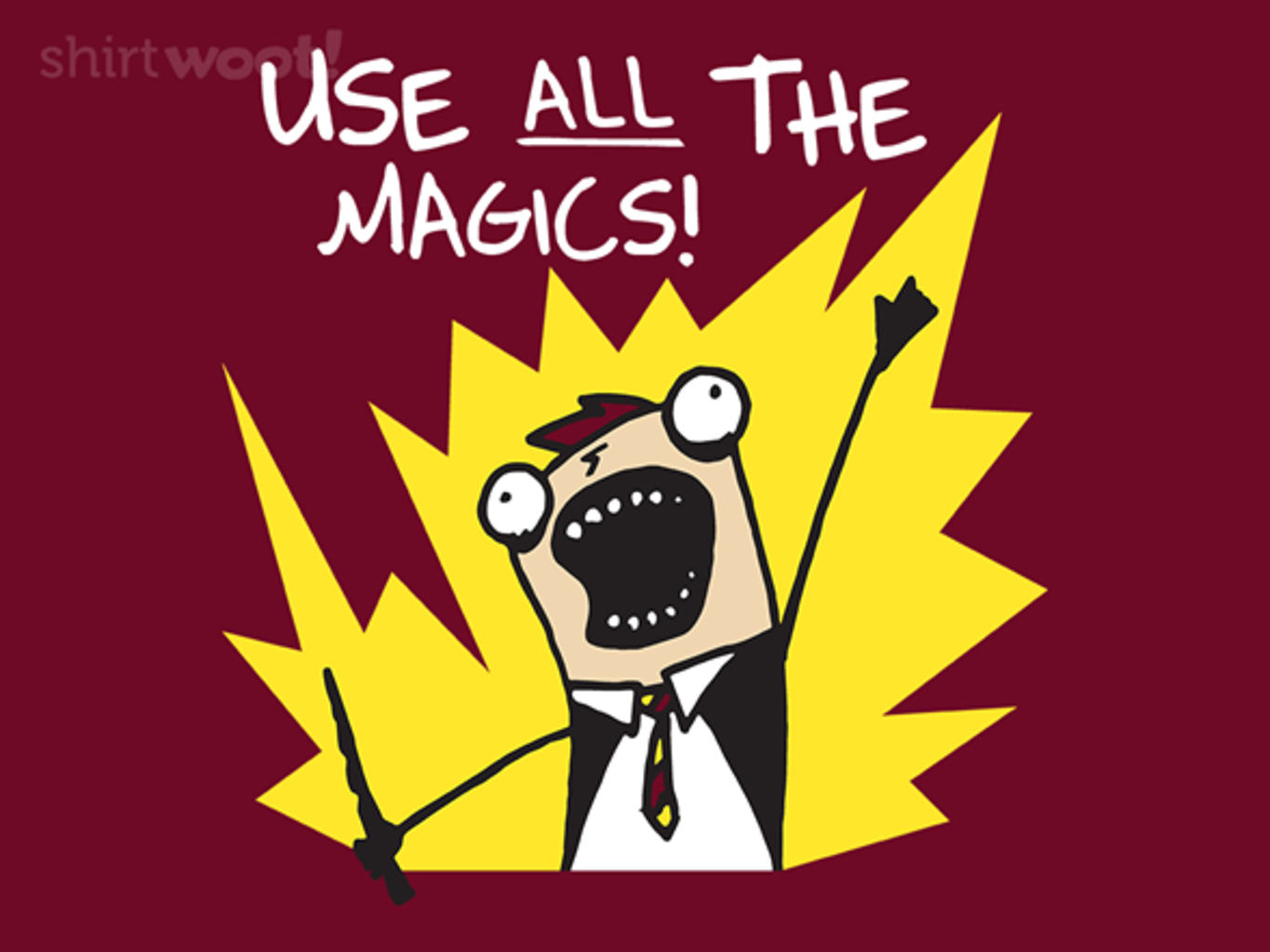 Woot!: All the Magics
