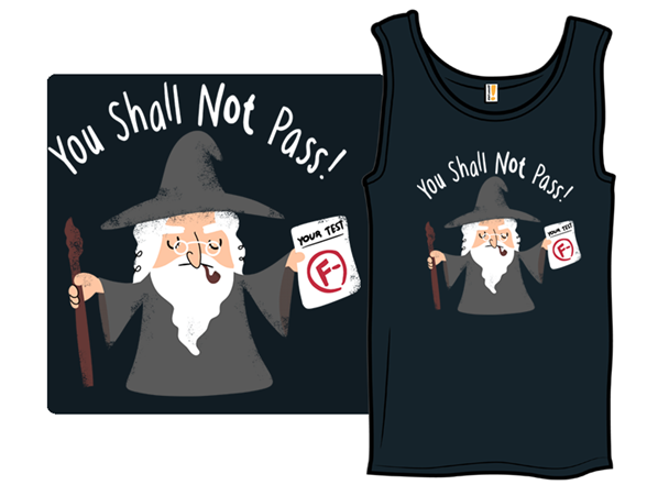 Woot!: You Shall Not Pass