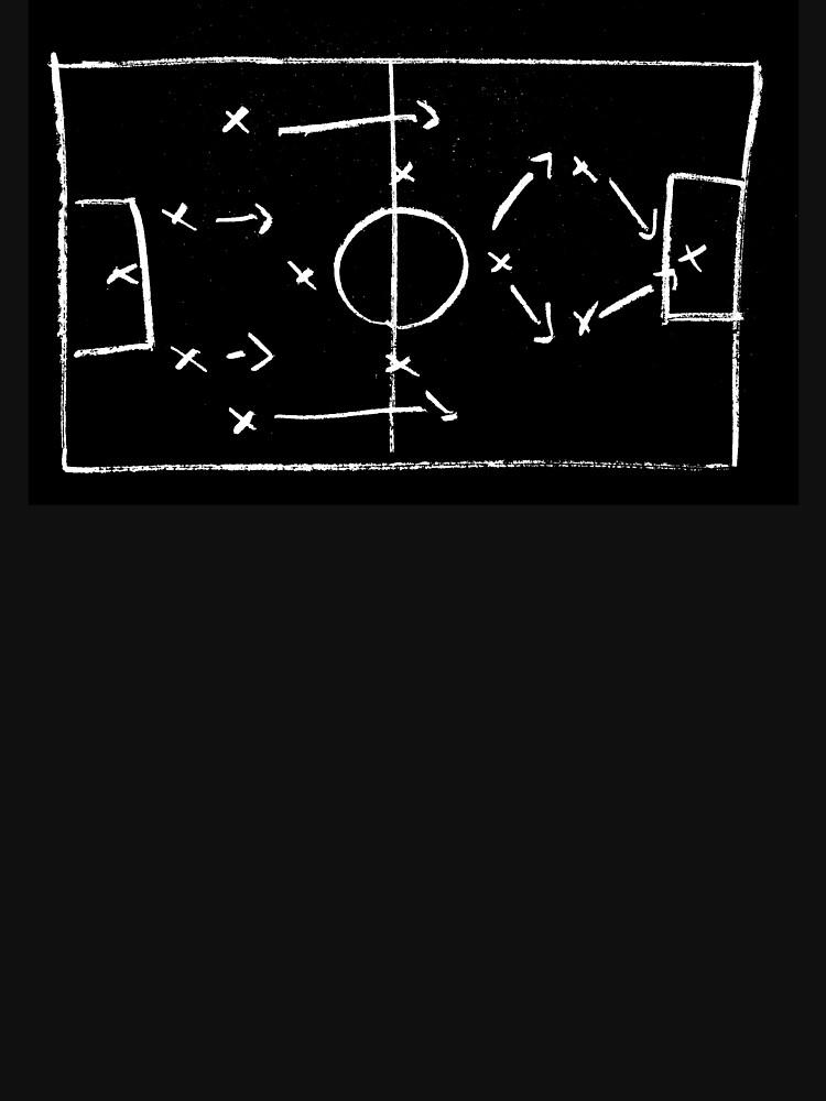 RedBubble: Football (Soccer) - Tactics Time