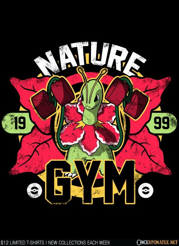 Once Upon a Tee: Nature Gym